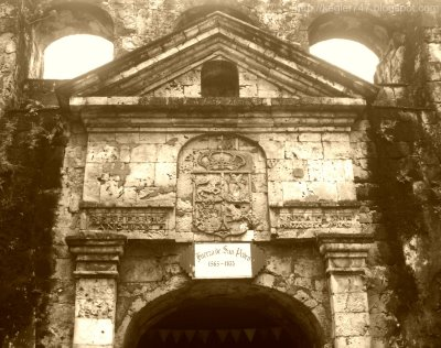 fort san pedro History of Cebu
