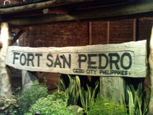 fort 300x225 Fort San Pedro   Revisited with Video