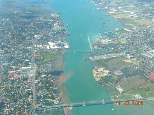 bridges1 300x225 Mandaue–Mactan Bridges I and II