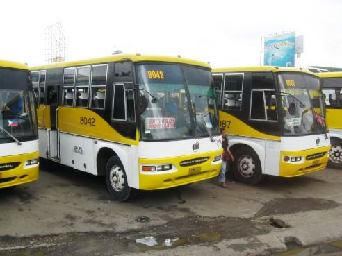 ceres buses The New Cebu South Bus Terminal: World Class!