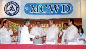 MCWD, DBP