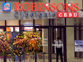 robi cyb Robinsons: On the Rise