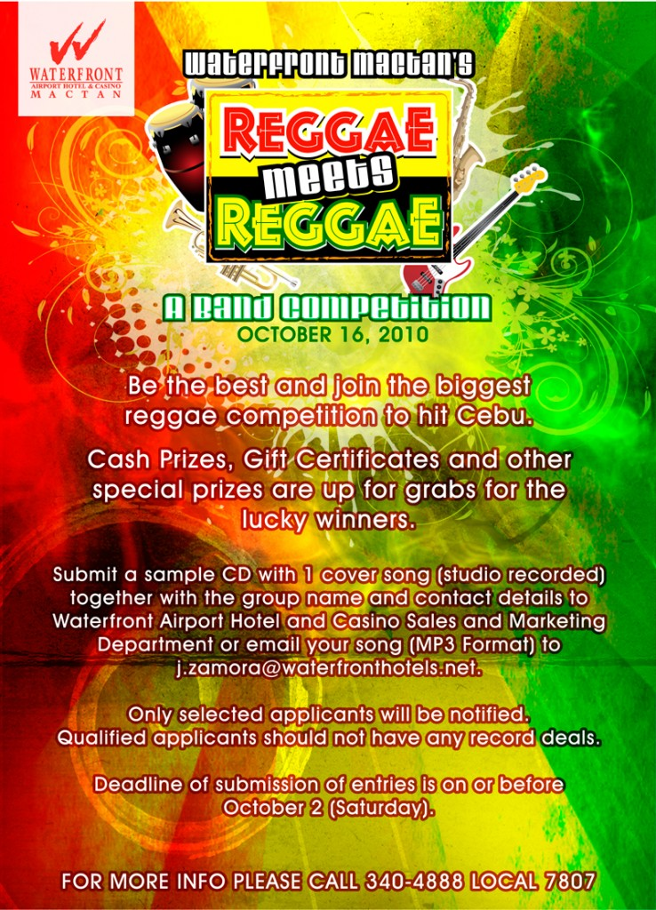 Octoberfest2010 Poster 738x1024 Waterfront Mactans Reggae Meets Reggae: A Band Competition