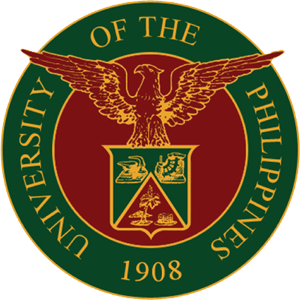 UP logo University of the Philippines   Cebu College