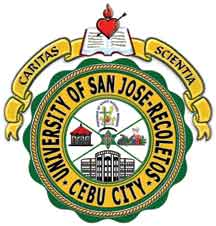 USJR logo University of San Jose – Recoletos