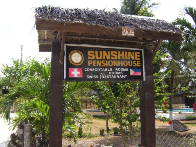 Sunshine Pension House