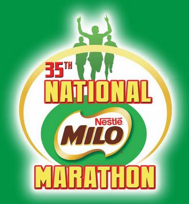 35th national milo marathon 35th National Milo Marathon