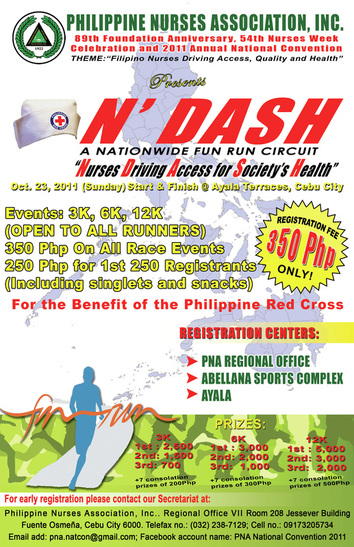 pna run N Dash Run