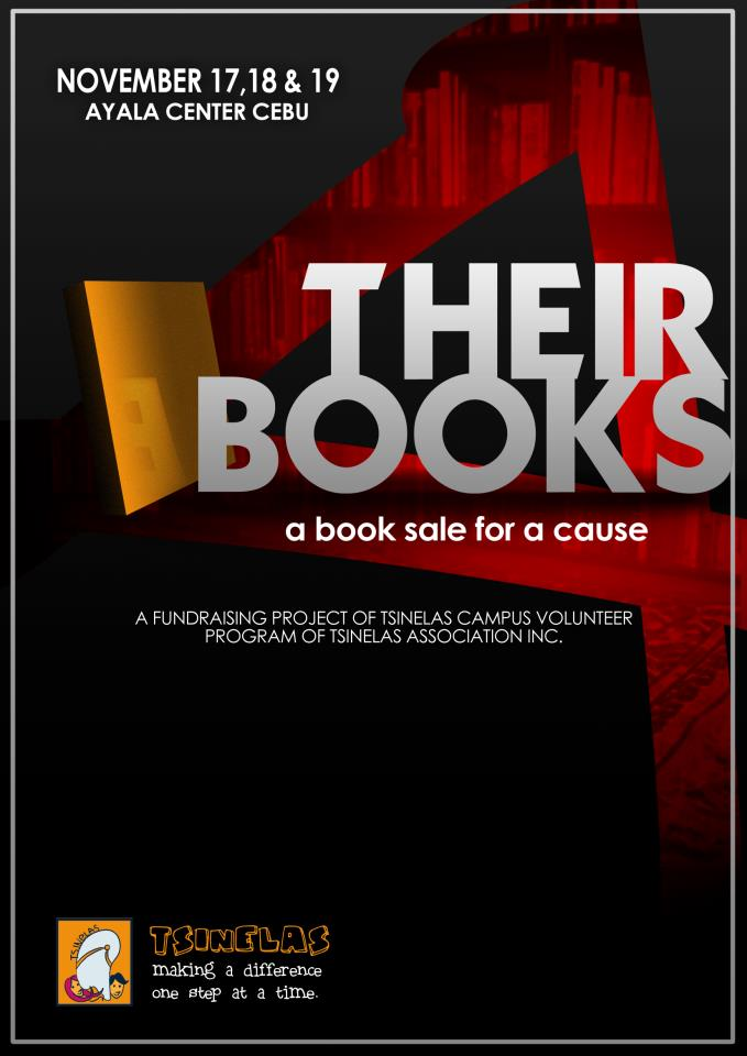 Their Books Their Books 4: A Call for Donations