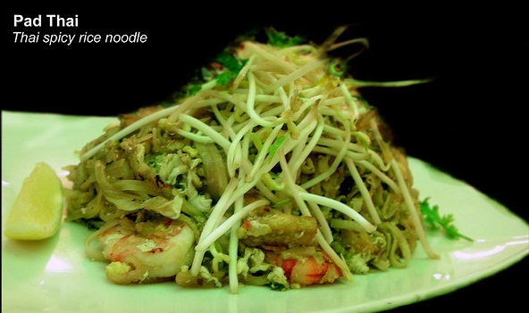 Lemon Grass pad thai