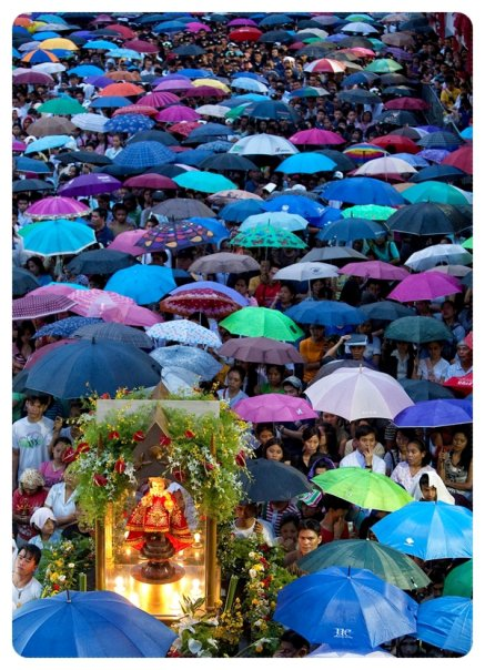 sinulog1 Celebrating Sinulog: Devotees' Faith in the Santo Niño