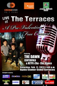 Crossover Live at The Terraces