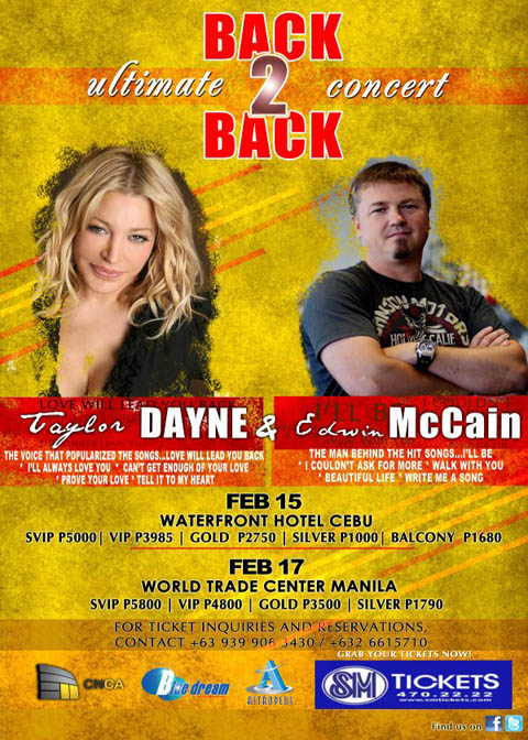 edwin mccain Valentine Concerts for Different Ages