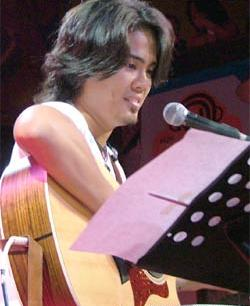 jimmy bondoc Pinoy Valentine Concerts in Cebu