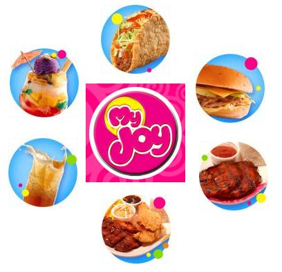 myjoy Cebuano Fast Food Chains: Andys Crunchicken and MyJoy