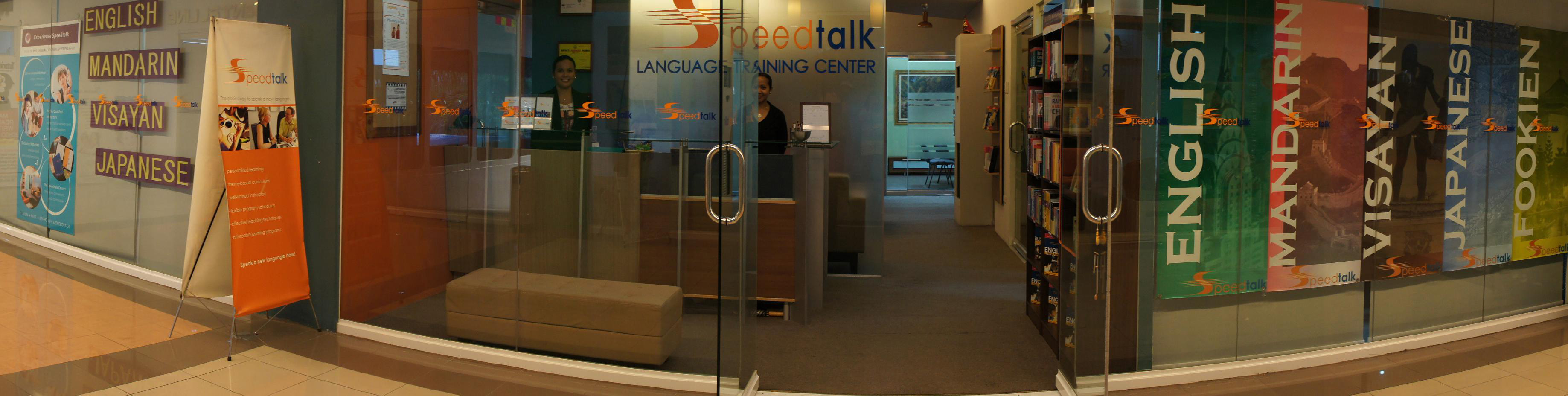 Speedtalk BTC Speedtalk Language Training Center 