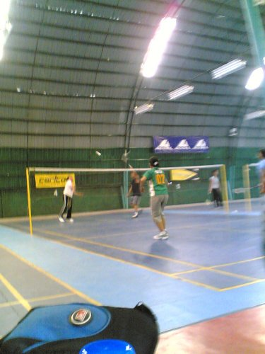 Mactan Smash Tavos Badminton courts in Cebu