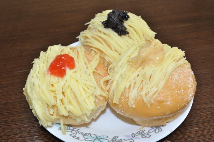 Magic Melt ensaymada