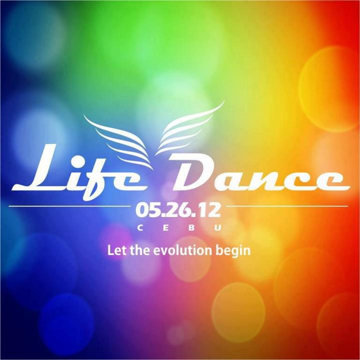 LifeDance 2012 poster LifeDance 2012