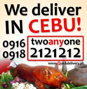 QD Quick Delivery Cebu