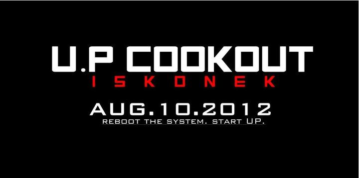 UP Cook Out 2012 Cover Photo