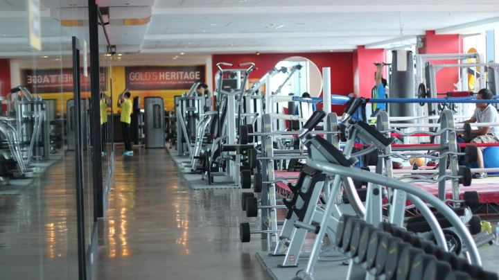 Gold's Gym Cebu