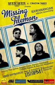 missing2 Missing Filemon Album Launch