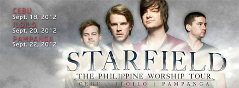 starfield Starfield: The Philippine Worship Tour in Cebu