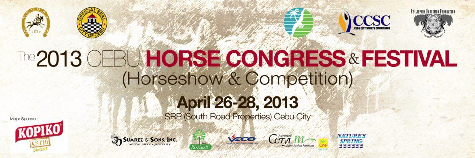 2013 Cebu Horse Congress and Festival