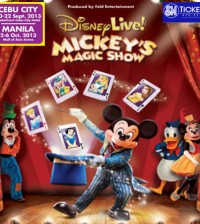 Disney-Live-In-Cebu
