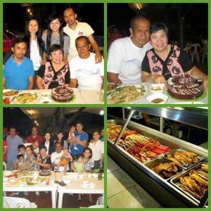 Birthday Celebration of My Mother at AA's BBQ