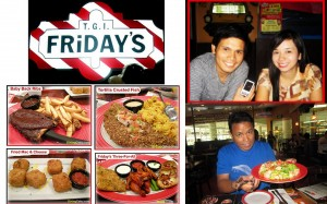 TGIF Food Trip with Friends
