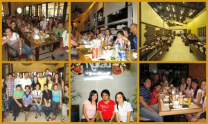 Precious Moments With Loved Ones at Golden Cowrie