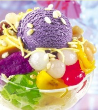 halo-halo as one of the ideal products to sell in summer