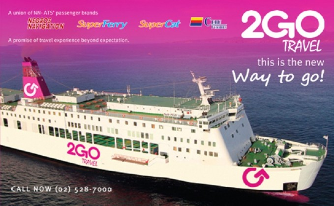 2go travel philippines The major shipping line handling interisland boat trips from manila it has an excellent website for checking schedules and reserving tickets tickets can be pu.