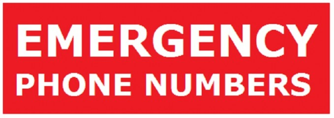 EMERGENCY-PHONE-NUMBERS