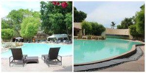 Don't these pictures just teasingly invite you for a swim?!