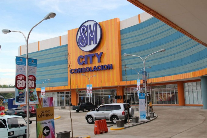 Newly Opened SM City Consolacion