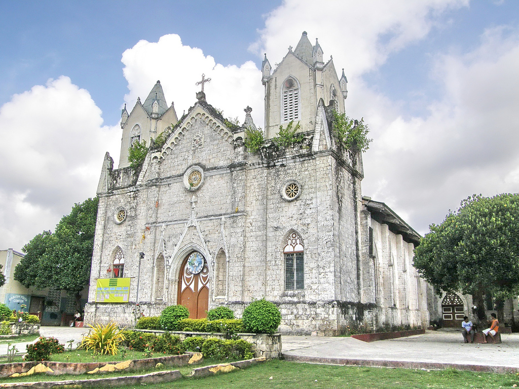 San Isidro Labrador Church - a famous landmark found at the heart of San Fernando proper