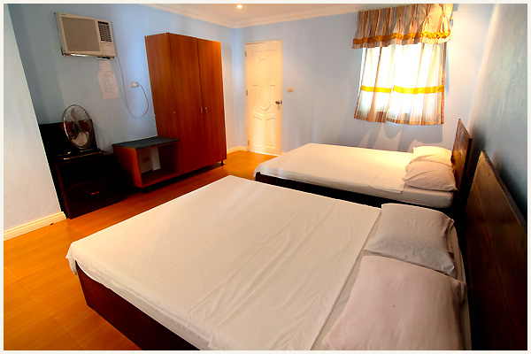 one of the comfortable and cozy accommodation options in the resort