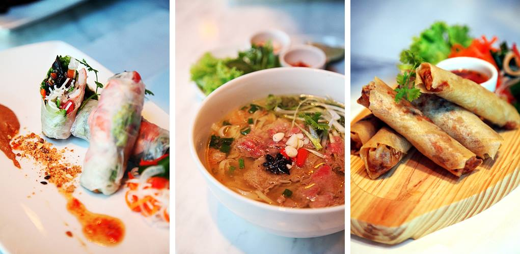 few of their delectable Vietnamese dishes (image source: https://www.facebook.com/pages/Phat-Pho/246054788892919)