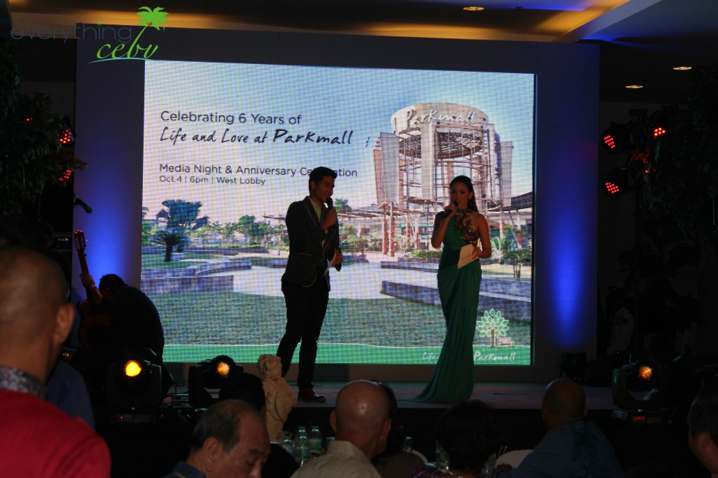 Local celebrities, Jonathan Cimafranca and Phobe Kaye Fernandez, served as the event's emcees.