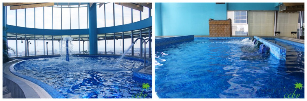Sky experience adventure at crown regency hotel towers Cebu hotels near ayala with swimming pool