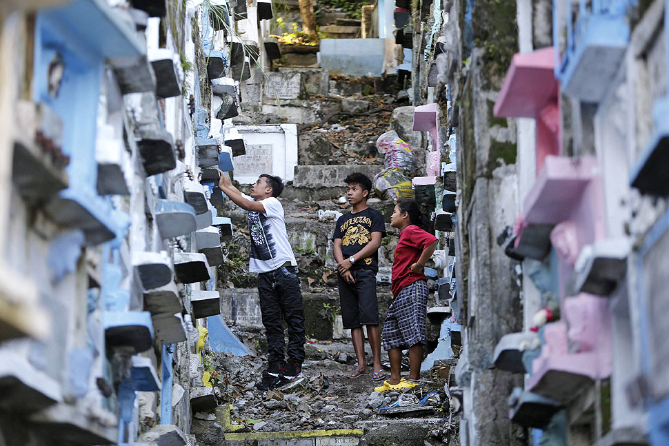 Pictures in the News: Marikina, Philippines