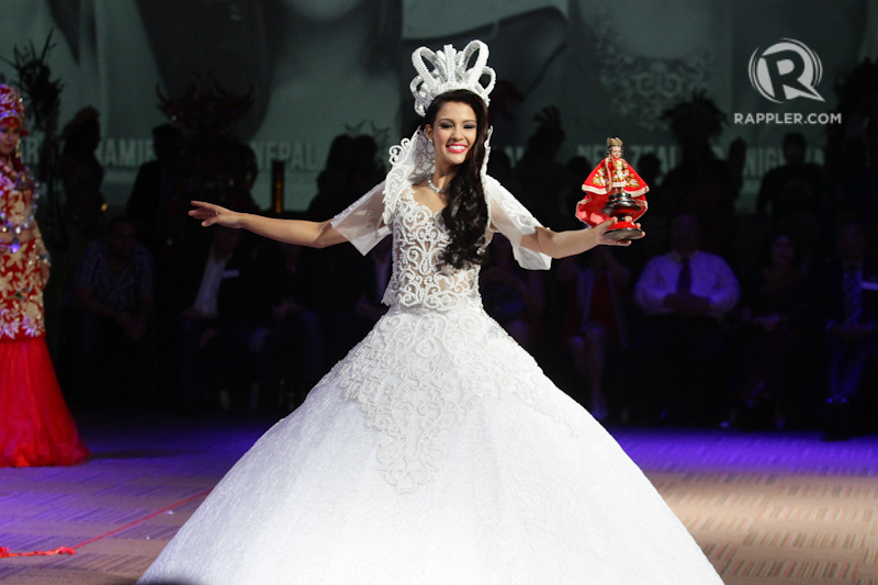 National Costume - Ms Earth 2014