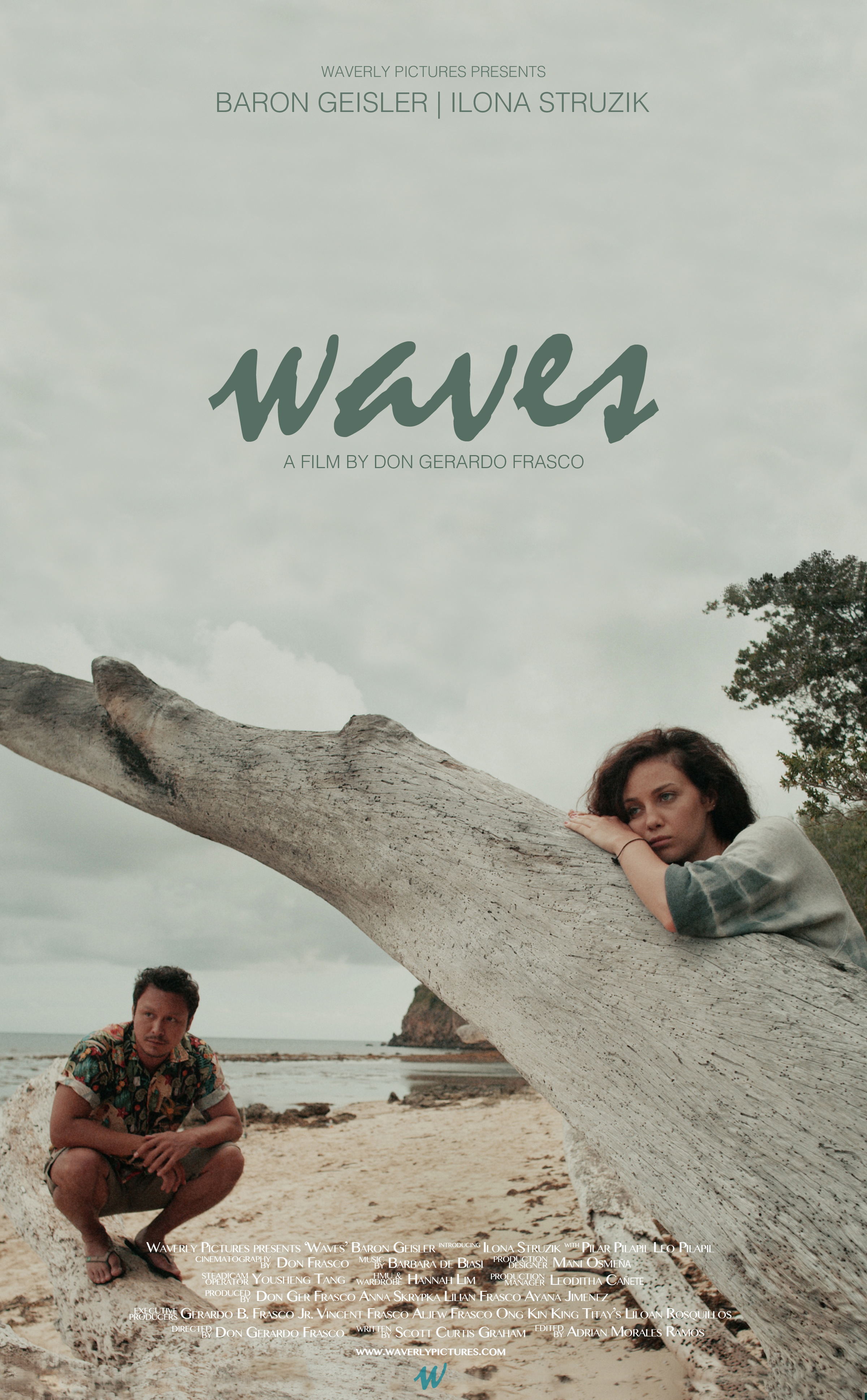 Waves (2015) HDRip