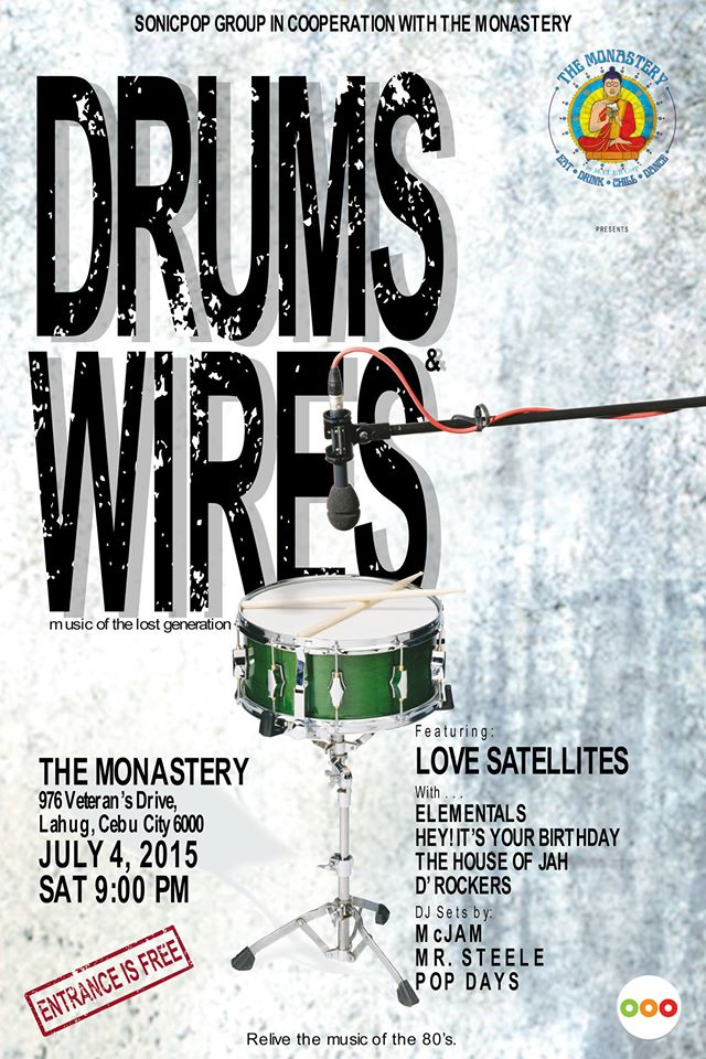 drumwires