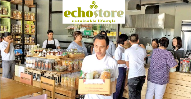 echo store article banner
