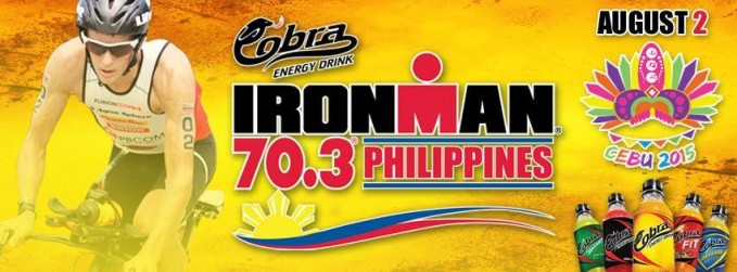 ironman 70.3 cobra cebu 2015