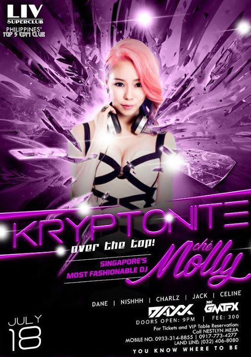liv superclub kryptonite
